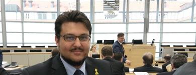 Im Plenar des Landtages