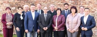 Der Vorstand der CDU Landtagsfraktion Sachsen-Anhalt (Quelle Anja Grothe)