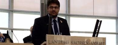 Rede im Landtag