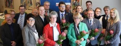 Der Kreisvorstand der CDU Magdeburg