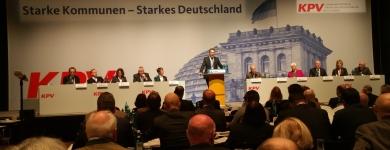 KPV-Delegiertenversammlung 2016