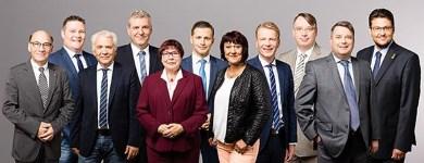 Der Vorstand der CDU-Landtagsfraktion (Quelle CDU-Landtagsfraktion)
