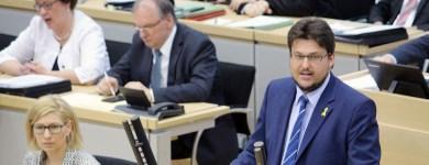 Rede im Landtag zur Regierungserklärung zur Arbeitsmarktentwicklung in Sachsen-Anhalt