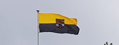 Unsere Landesflagge