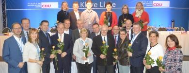 Landesvorstand der CDU Sachsen-Anhalt