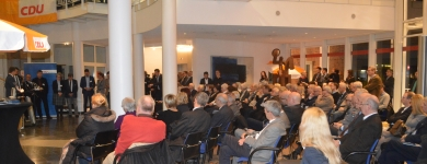 Neujahrsempfang von MIT und CDU Magdeburg