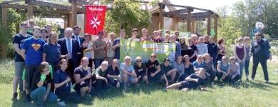 72 Stunden Aktion im Jugend- und Sozialzentrum Mutter Terese