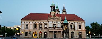 Das Magdeburger Rathaus