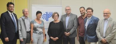 Vorstand Arbeitsgemeinschaft Magdeburg Deutsch-Israelische Gesellschaft