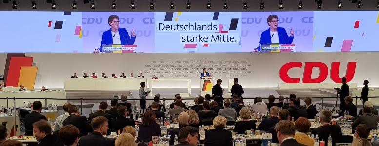 32. Bundesparteitag der CDU Deutschlands