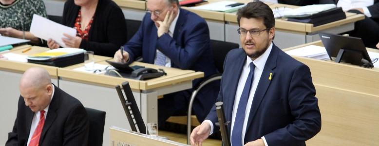 Rede im Landtag von Sachsen-Anhalt