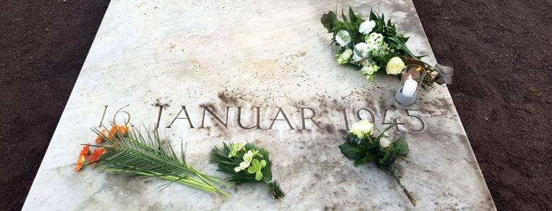 Gedenken an die Zerstörung Magdeburgs