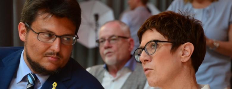Rücktritt Annegret Kramp-Karrenbauer