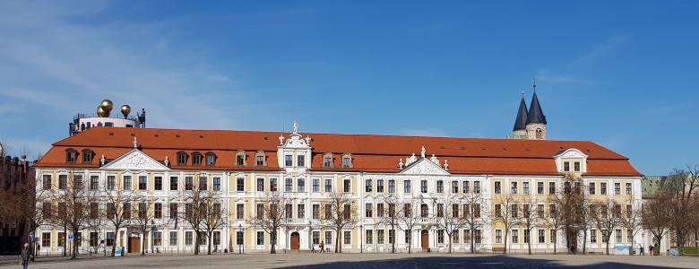 Bild des Landtags von Sachsen-Anhalt