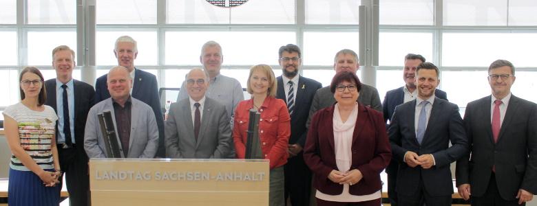 Der neue Vorstand der CDU Landtagsfraktion