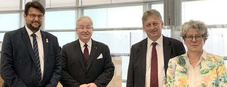 Die CDU-Landtagsabgeordneten aus Magdeburg